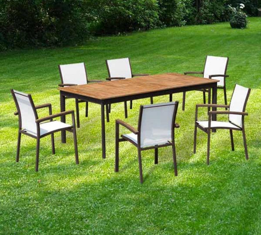 Promo table jardin - Jardin piscine et Cabane