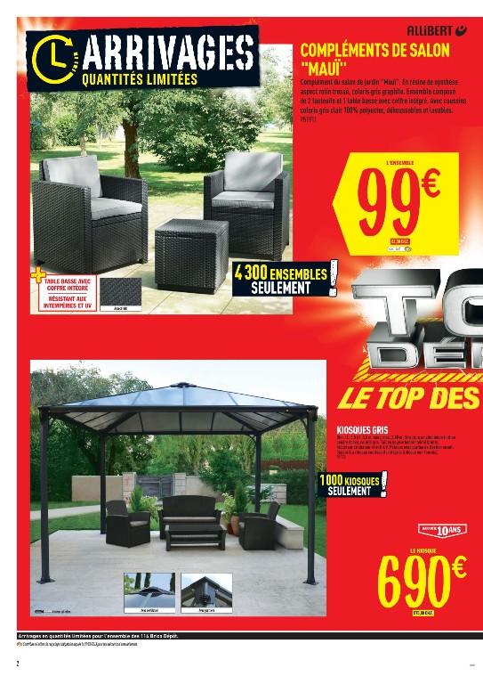 salon de jardin brico depot biganos jardin piscine et cabane. Black Bedroom Furniture Sets. Home Design Ideas