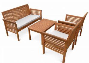 Salon de jardin bois rustique - Jardin piscine et Cabane