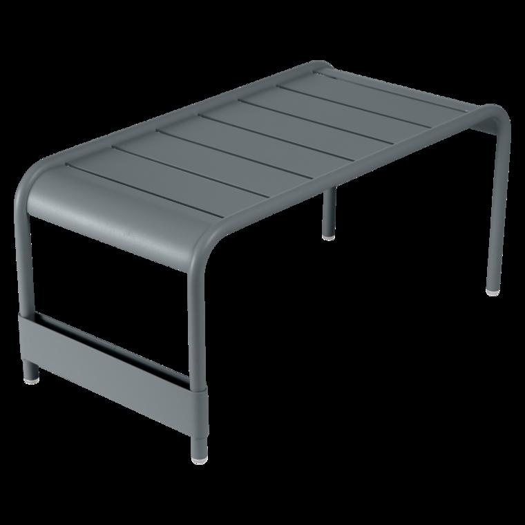Table basse pour salon de jardin