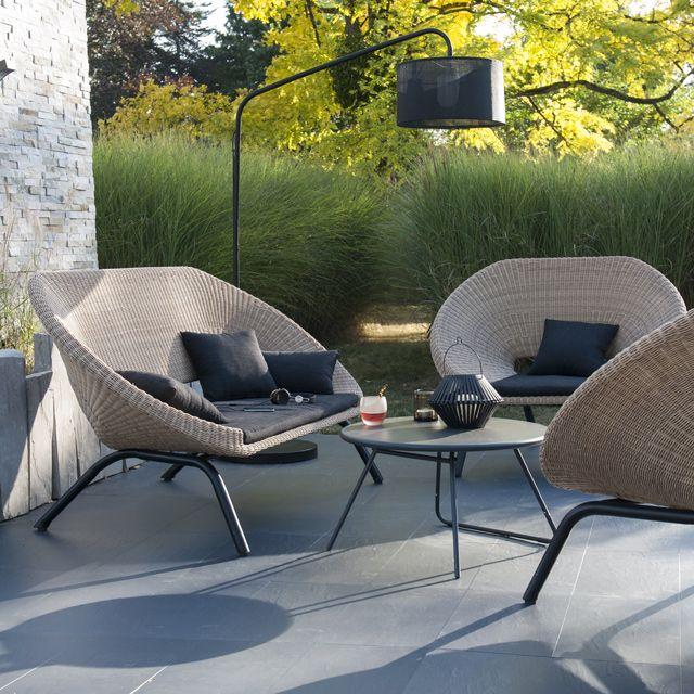 salon de jardin en resine chez castorama jardin piscine. Black Bedroom Furniture Sets. Home Design Ideas