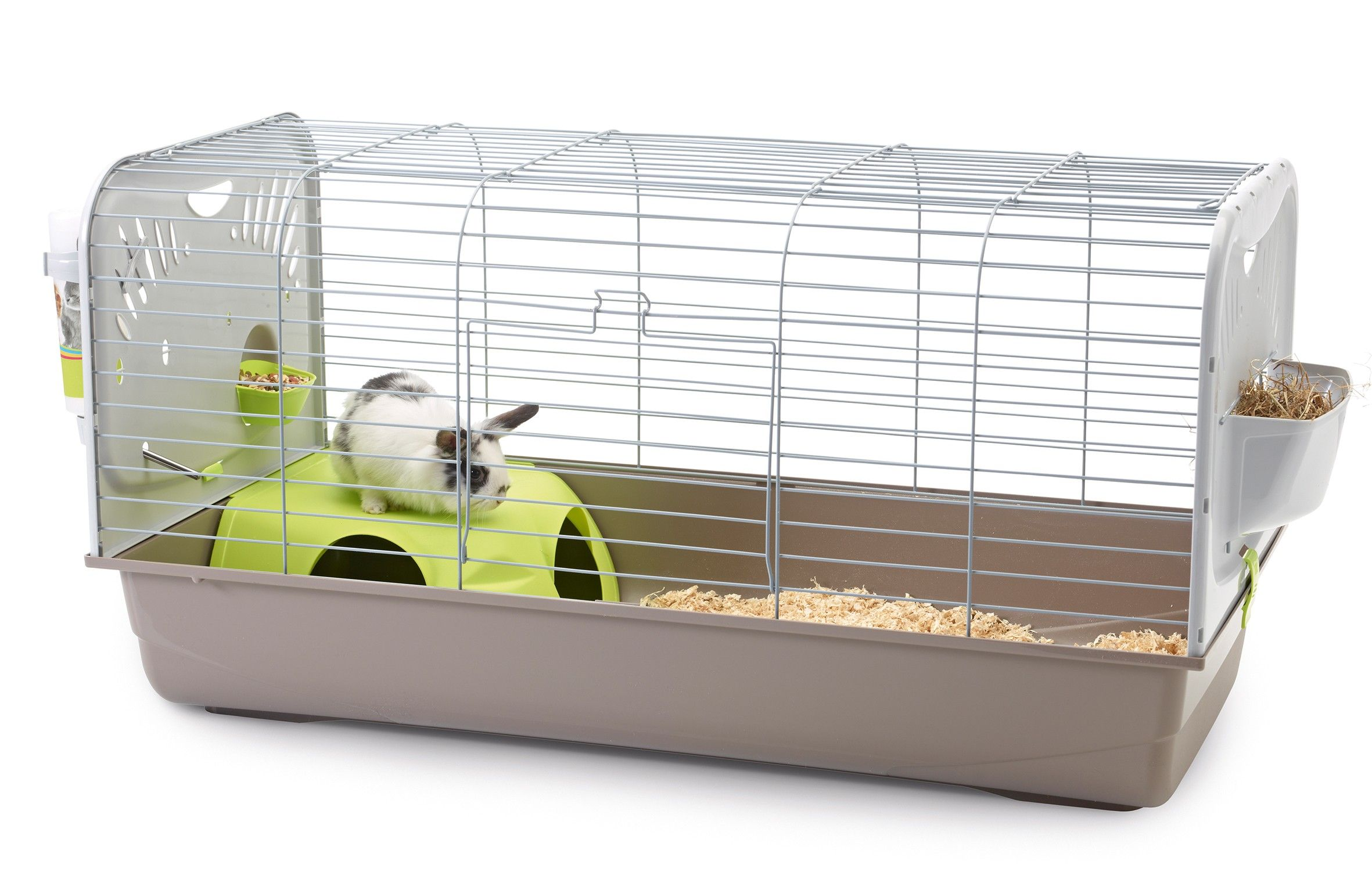 Cage a lapin animalerie