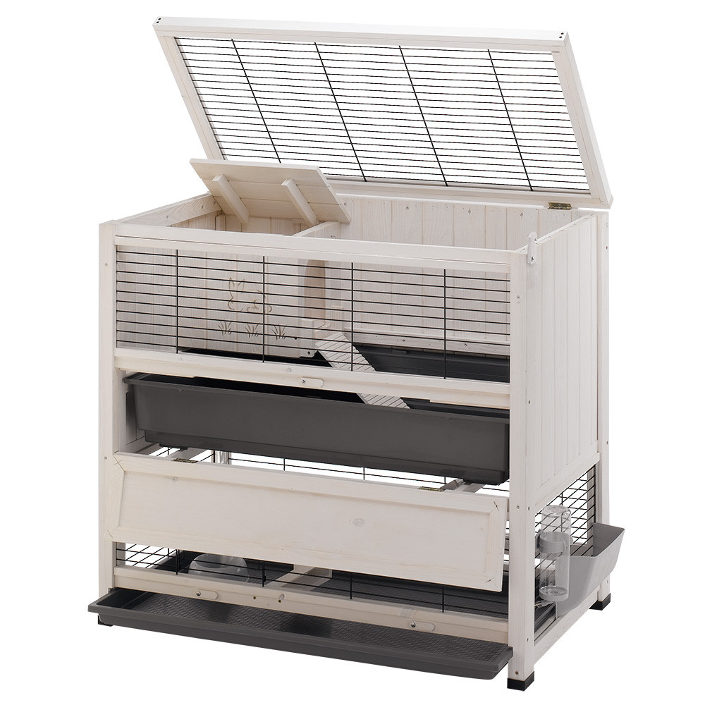 Cage a lapin ferplast cottage