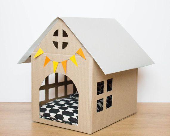 comment faire une cabane en carton pour lapin jardin piscine et cabane. Black Bedroom Furniture Sets. Home Design Ideas