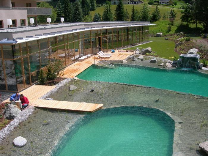 Construire sa piscine naturelle soi meme