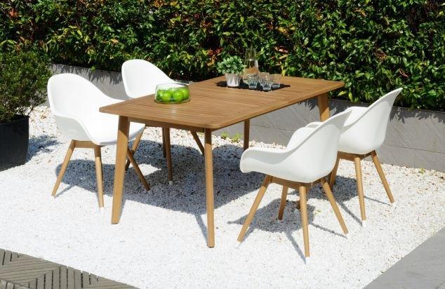 Best Table De Jardin Metal Mr Bricolage Images - House Design ...