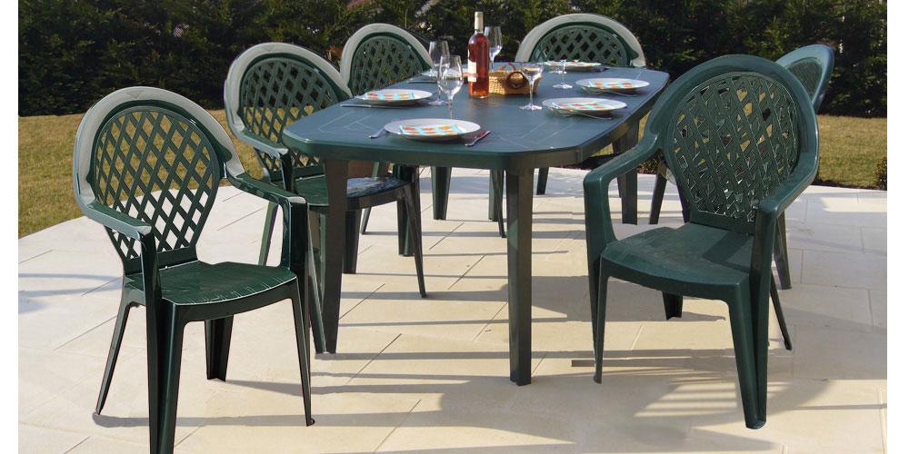 Comment rénover une table de salon de jardin en plastique - Jardin ...