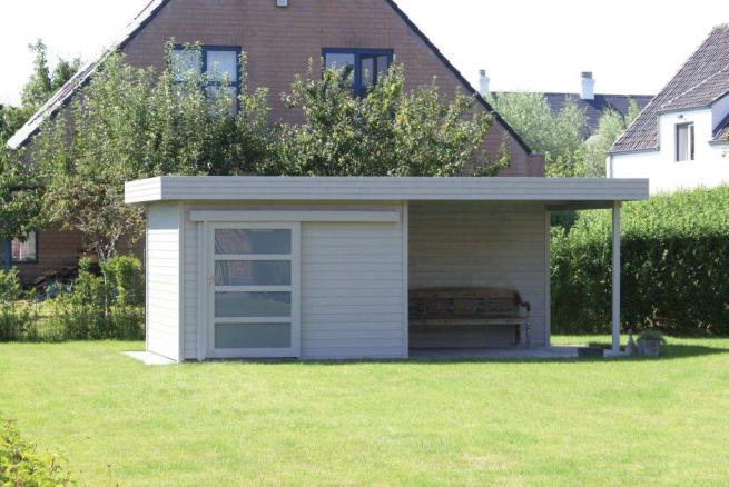 cabane de jardin moderne jardin piscine et cabane. Black Bedroom Furniture Sets. Home Design Ideas