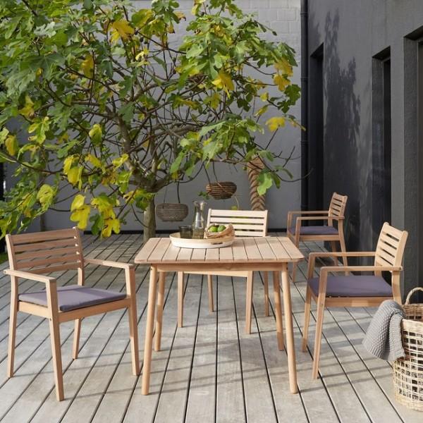 soldes mobilier de jardin la redoute jardin piscine et. Black Bedroom Furniture Sets. Home Design Ideas