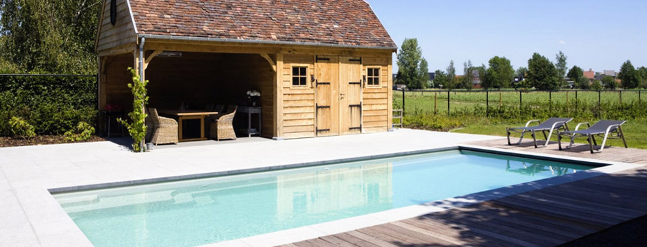 piscine de jardin avec pompe jardin piscine et cabane. Black Bedroom Furniture Sets. Home Design Ideas