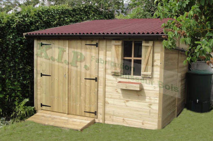 Cabane de jardin minnie - Reconquetefrancaise.fr
