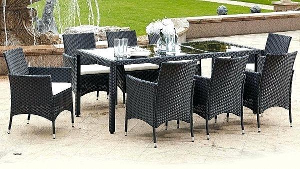 salon de jardin denver alinea jardin piscine et cabane. Black Bedroom Furniture Sets. Home Design Ideas