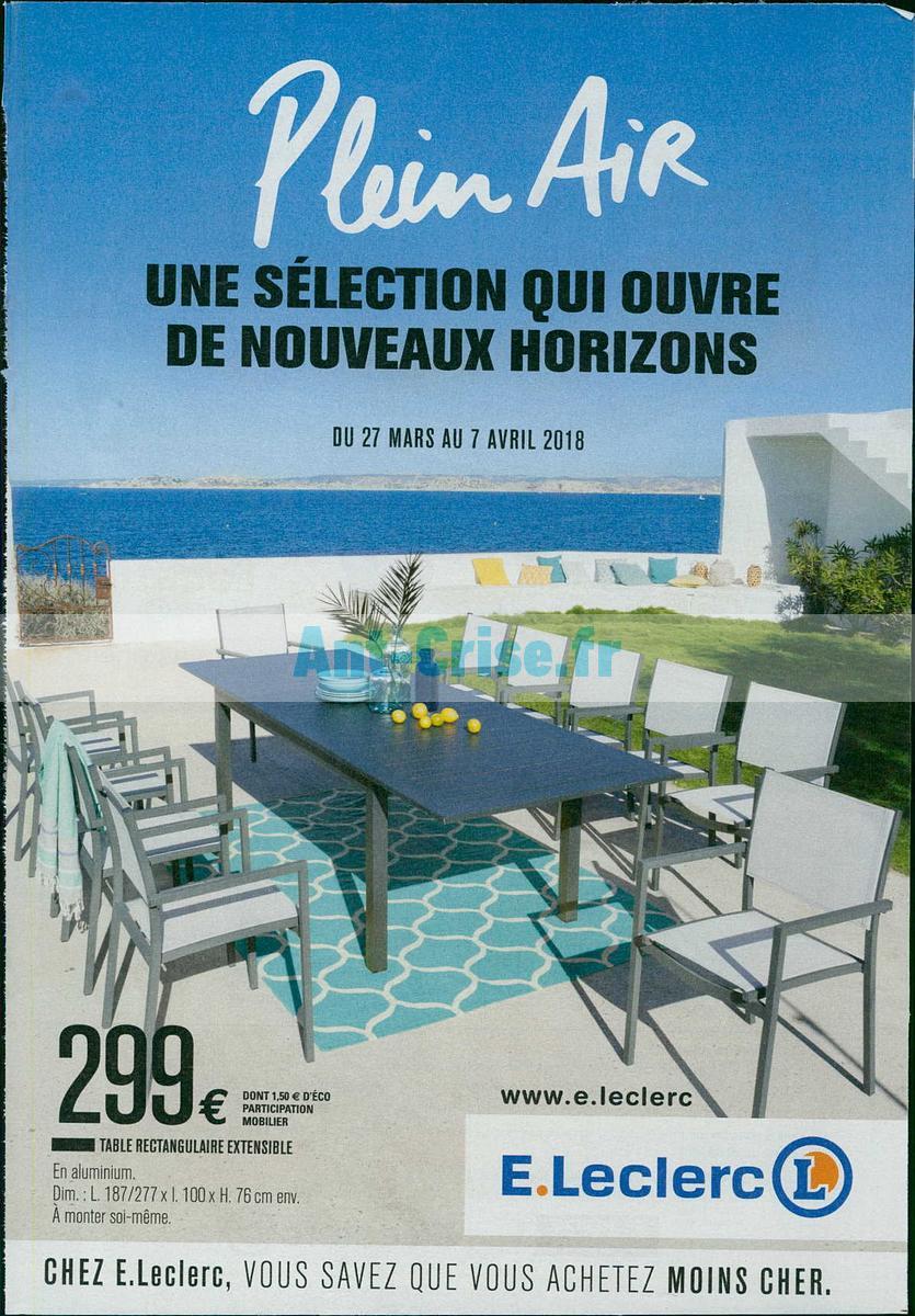 Salon de jardin leclerc chinon - Jardin piscine et Cabane