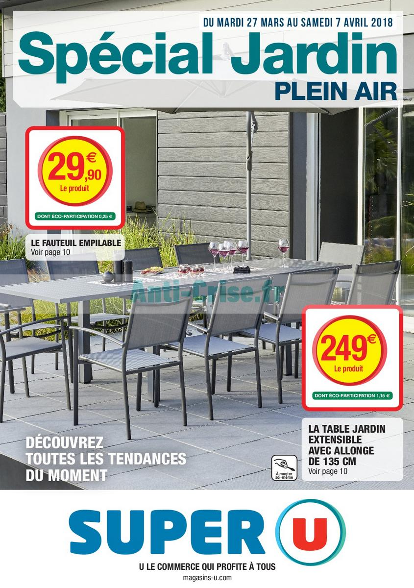 catalogue salon de jardin hyper u jardin piscine et cabane. Black Bedroom Furniture Sets. Home Design Ideas