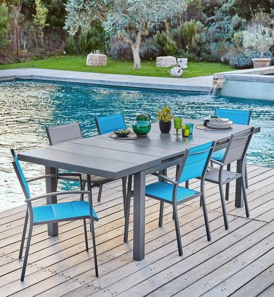 Salon de jardin carrefour givors jardin piscine et cabane - Piscine givors ...