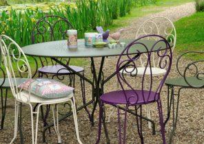Nettoyer Salon De Jardin En Plastique Blanc. Cool Salon De Jardin ...