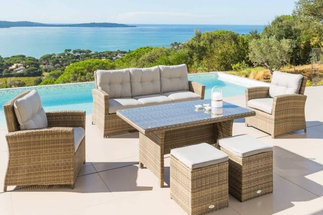 salon de jardin hesperide carrefour jardin piscine et cabane. Black Bedroom Furniture Sets. Home Design Ideas