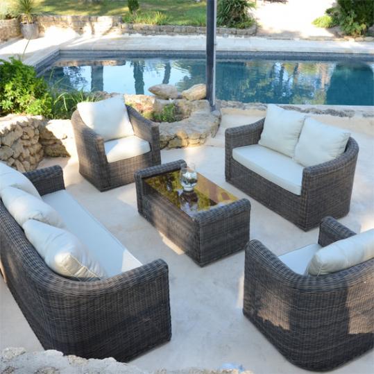 salon de jardin hesperide solde jardin piscine et cabane. Black Bedroom Furniture Sets. Home Design Ideas