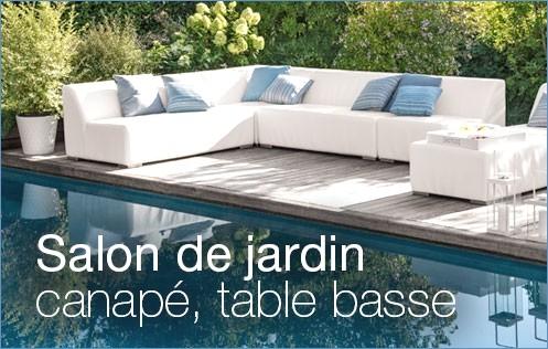 Salon de jardin à truffaut - Jardin piscine et Cabane