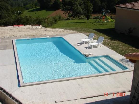 Cout construction piscine desjoyaux jardin piscine et cabane - Cout piscine desjoyaux ...