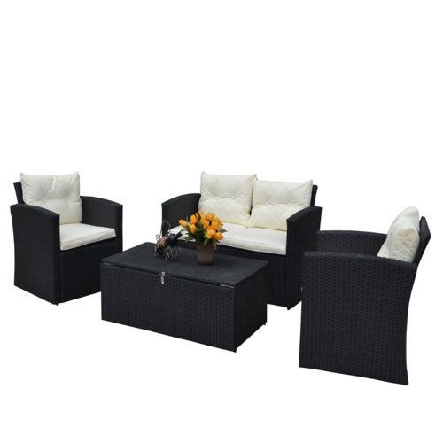 salon de jardin resine coffre jardin piscine et cabane. Black Bedroom Furniture Sets. Home Design Ideas