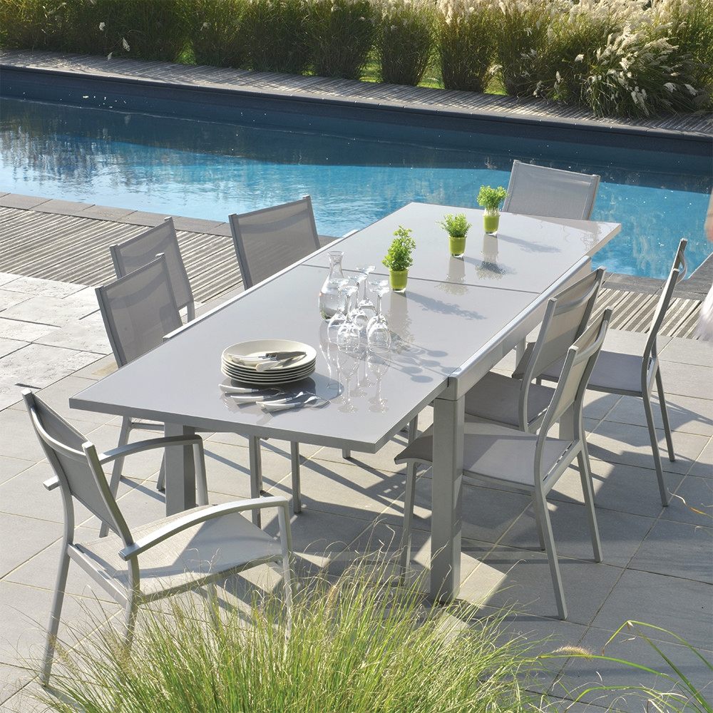 Best Table De Jardin Extensible Gracioza Pictures - House Design ...