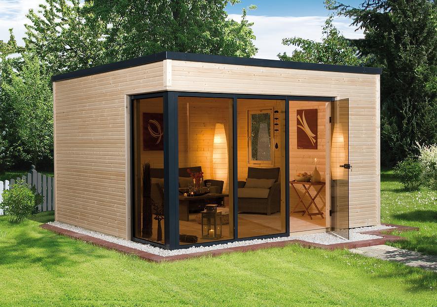 Cabane en bois de luxe