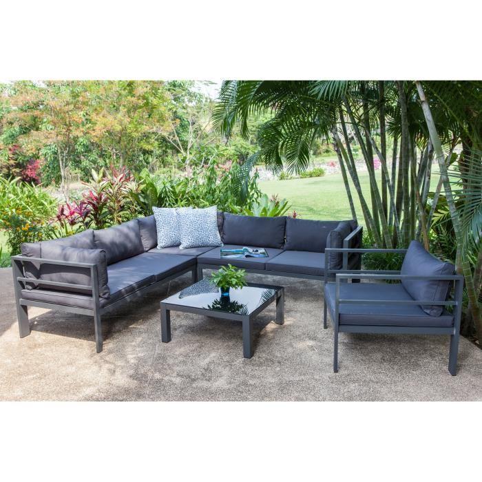 salon de jardin d 39 angle castorama jardin piscine et cabane. Black Bedroom Furniture Sets. Home Design Ideas
