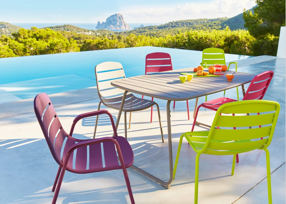 Carrefour orange salon de jardin - Jardin piscine et Cabane