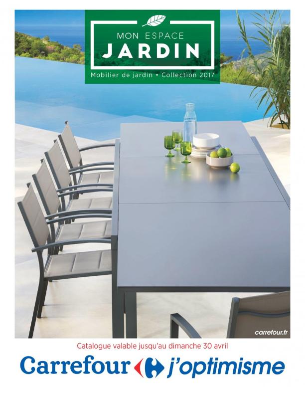 Salon de jardin carrefour catalogue jardin piscine et cabane - Catalogue carrefour salon de jardin ...