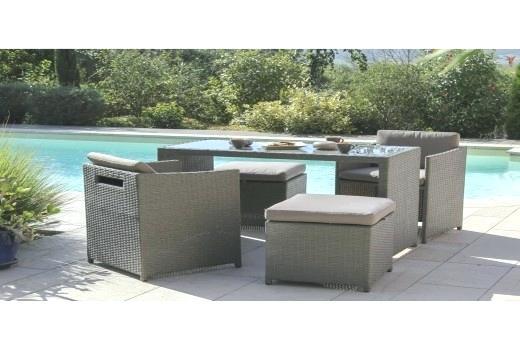 Salon bas de jardin alinea - Jardin piscine et Cabane