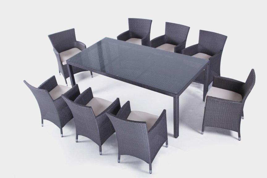 table et chaise de jardin en resine pas cher jardin. Black Bedroom Furniture Sets. Home Design Ideas