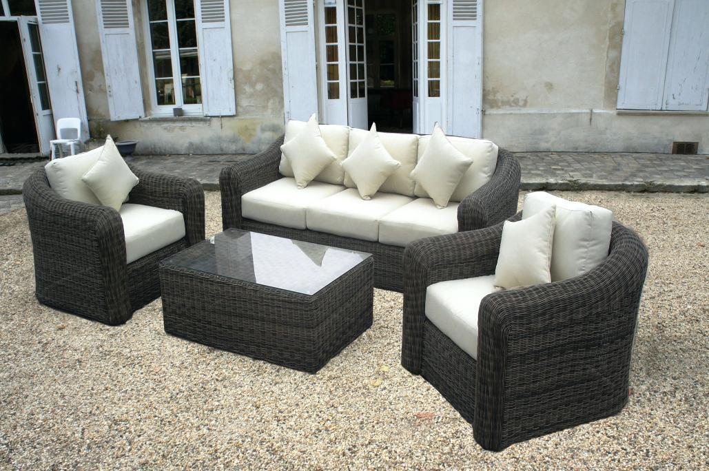 salon de jardin tresse conforama jardin piscine et cabane. Black Bedroom Furniture Sets. Home Design Ideas