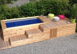 construire sa piscine soi meme en kit jardin piscine et cabane. Black Bedroom Furniture Sets. Home Design Ideas
