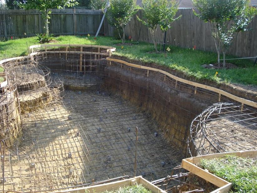 Comment Construire Une Piscine Extérieure Jardin Piscine Et Cabane - Comment construire sa piscine