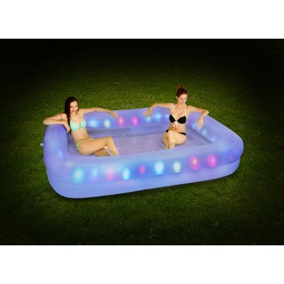 Jouet gonflable piscine carrefour jardin piscine et cabane for Piscinas intex carrefour