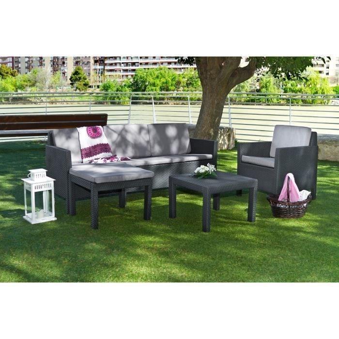 cdiscount salon de jardin vente flash jardin piscine et. Black Bedroom Furniture Sets. Home Design Ideas