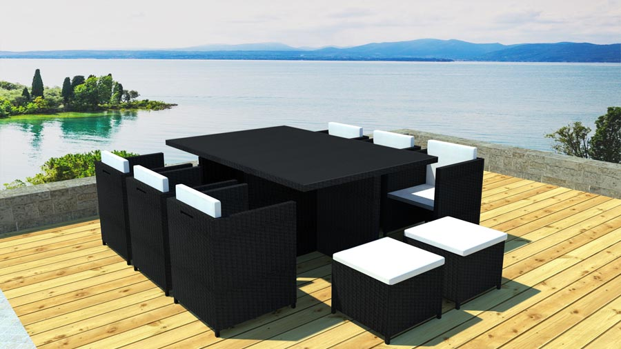 destockage salon de jardin encastrable jardin piscine et. Black Bedroom Furniture Sets. Home Design Ideas