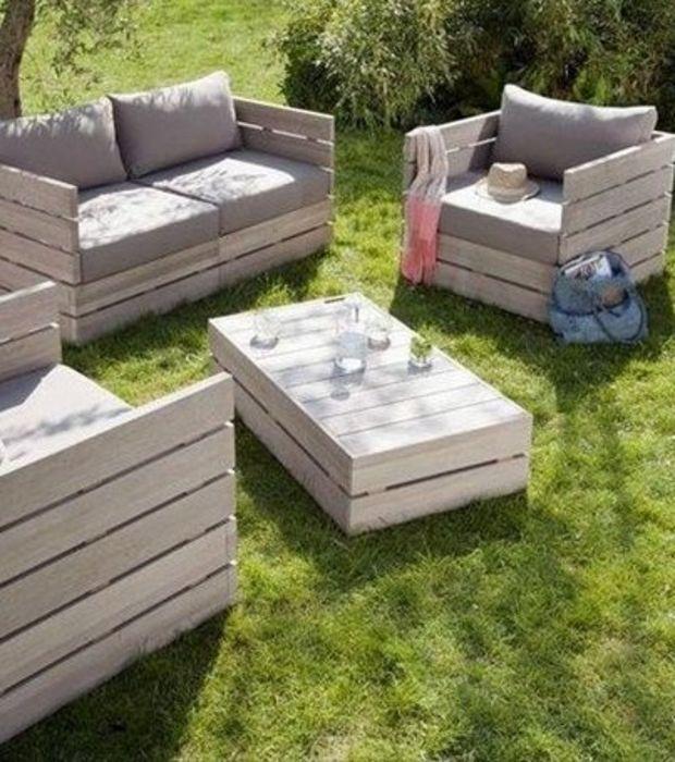 salon de jardin kiwi blooma jardin piscine et cabane. Black Bedroom Furniture Sets. Home Design Ideas