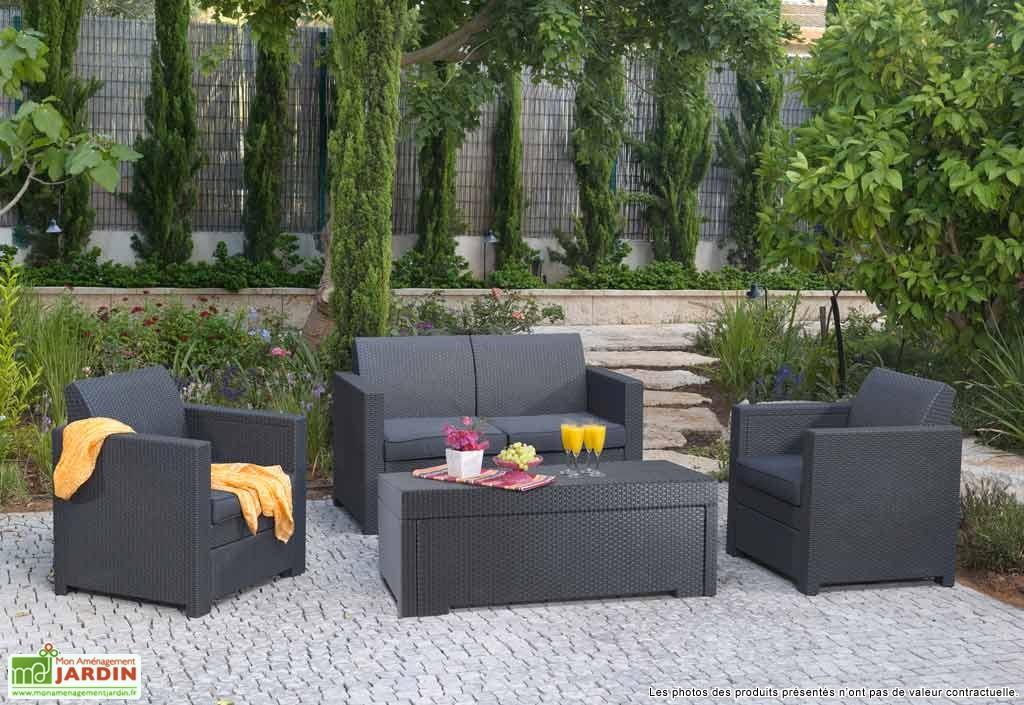 Best Repeindre Un Salon De Jardin En Rotin Photos - House Design ...