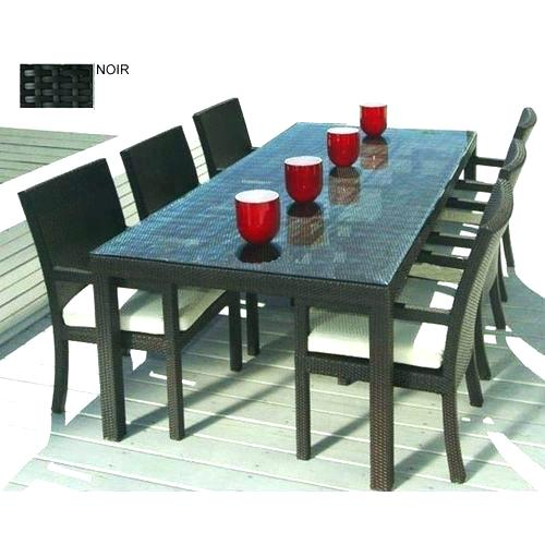 ensemble table et chaise de jardin pas cher jardin. Black Bedroom Furniture Sets. Home Design Ideas