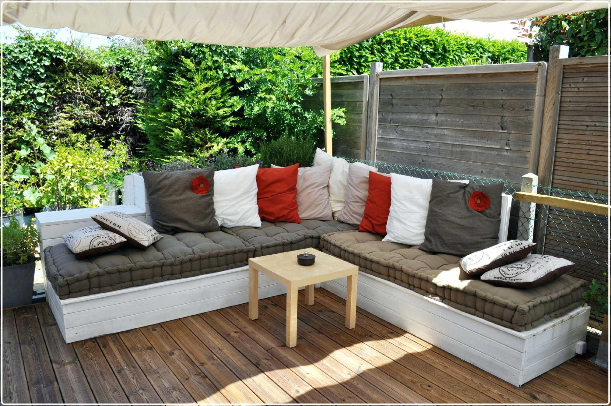 Realiser son salon de jardin en palette - Jardin piscine ...