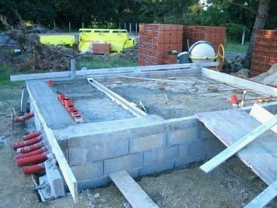 Construire Sa Piscine En Beton Soi Meme Jardin Piscine Et Cabane