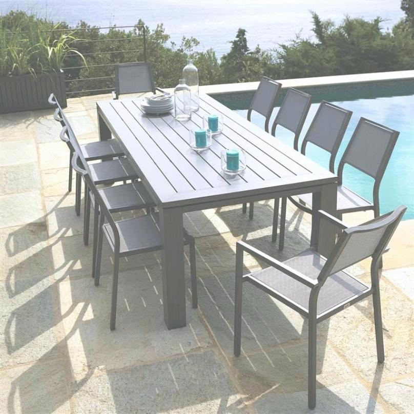 Brico leclerc gueret salon de jardin - Jardin piscine et Cabane