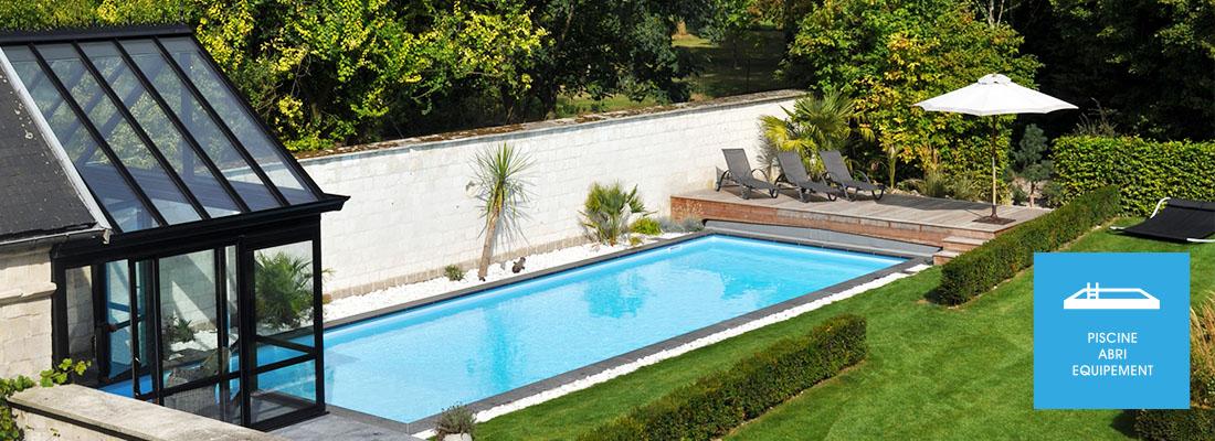 Piscine et jardin design - Jardin piscine et Cabane