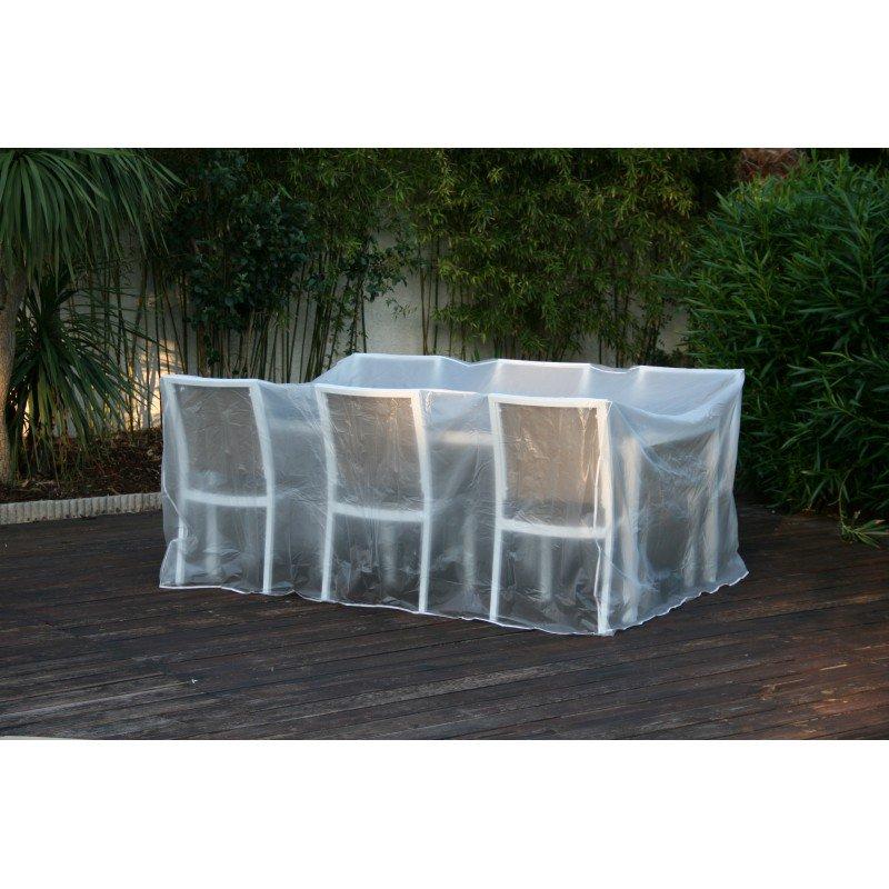 Housse pour fauteuil salon de jardin - Jardin piscine et Cabane