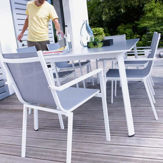 mobilier jardin bois castorama jardin piscine et cabane. Black Bedroom Furniture Sets. Home Design Ideas
