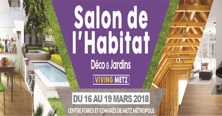 Salon de l 39 habitat et jardin jardin piscine et cabane - Salon de l habitat chambery ...