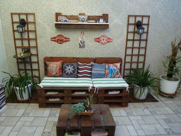 1001 idées salon de jardin - Jardin piscine et Cabane