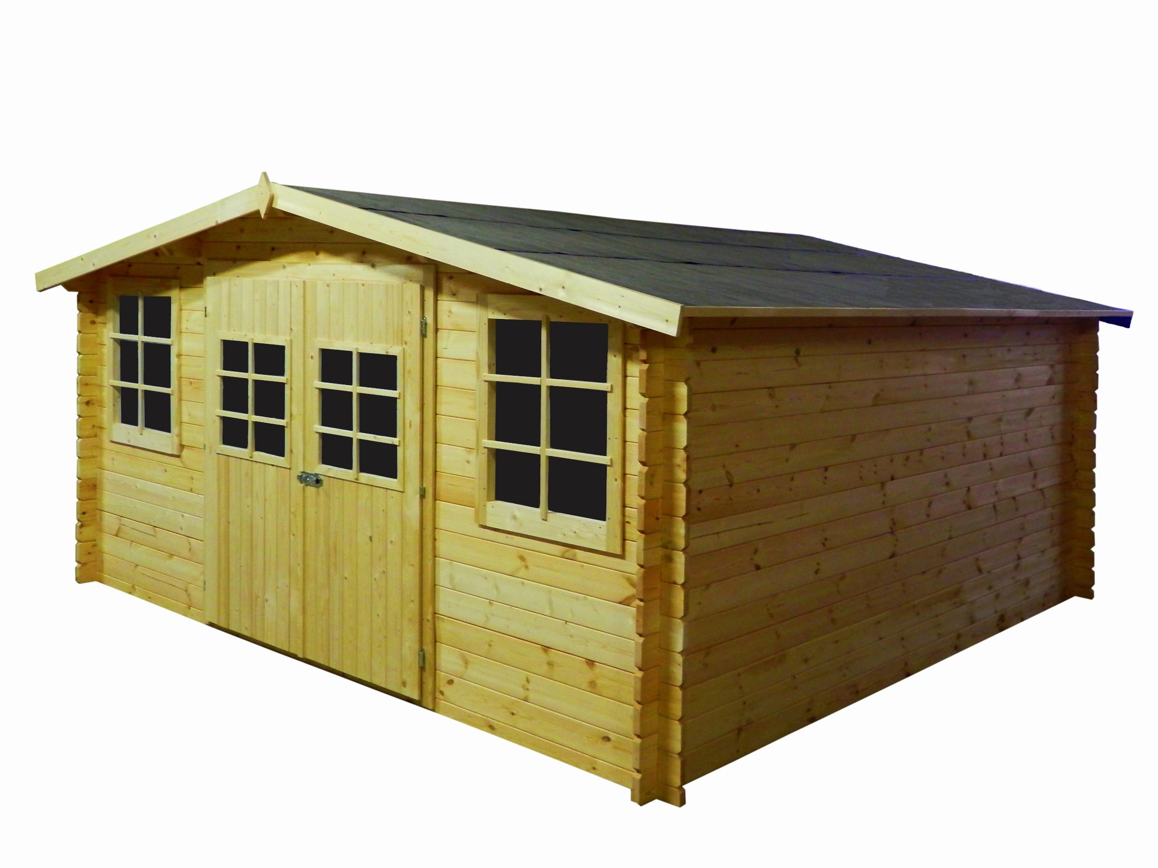 abris de jardin habitable pas cher jardin piscine et cabane. Black Bedroom Furniture Sets. Home Design Ideas